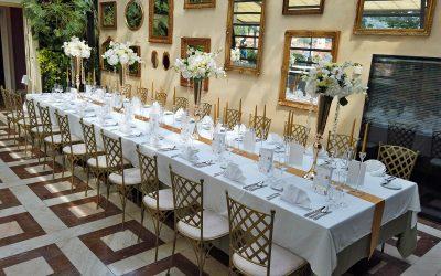Villa Richter, K & C Wedding